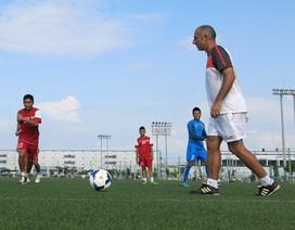 Thời gian đang cạn dần với U19 Việt Nam