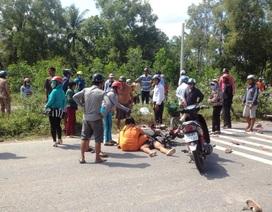 Chạy vào đường một chiều, 2 người bị tông chết, 3 người bị thương