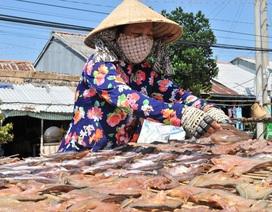 Khô cá lóc: Giá cao vẫn không có hàng để bán