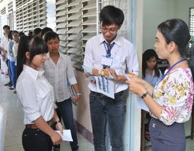 Kỳ thi THPT quốc gia 2016, An Giang chỉ tổ chức một cụm thi