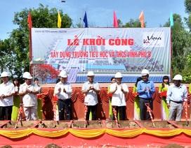 Kiên Giang: Huyện biên giới sắp có trường trị giá 25 tỷ đồng