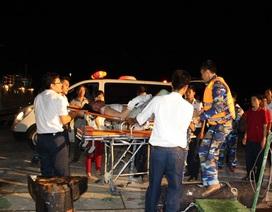 Tìm thấy 2 thi thể ngư dân trong vụ nổ tàu cá ở Phú Quốc