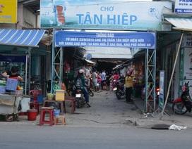 Vì sao tiểu thương Kiên Giang quyết liệt phản đối vào chợ mới?