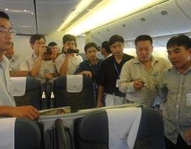 Hành khách gây bạo loạn bị cấm bay vĩnh viễn