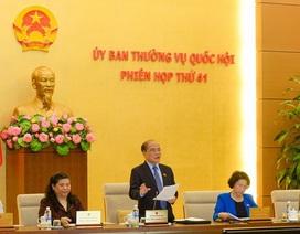 Chủ tịch Quốc hội: Trưng cầu ý dân – Không để dân nói A lại công bố B