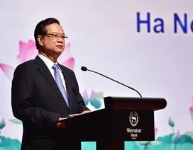 Thủ tướng: 1% GDP tăng thêm từ tàn phá môi trường, tương lai sẽ mất 3% tăng trưởng
