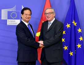 Việt Nam – EU cùng quan ngại việc bồi đắp quy mô lớn trên Biển Đông