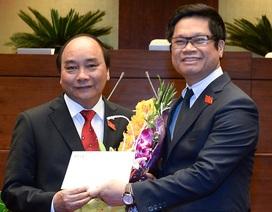 Tân Thủ tướng giải quyết công việc đầu tiên sau lễ nhậm chức