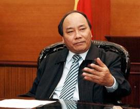 """Tân Thủ tướng Nguyễn Xuân Phúc: """"Tôi nhận thức trách nhiệm nặng nề"""""""