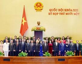 Quốc hội giao các cơ quan cao nhất khắc phục những yếu kém