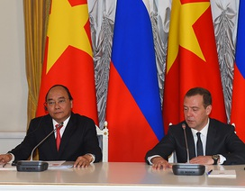 Thủ tướng chọn Nga cho chuyến công du đầu tiên vì sự tin cậy