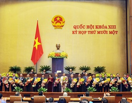 Thường vụ Quốc hội bàn về cơ cấu Chính phủ khóa mới
