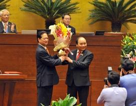 Hôm nay Quốc hội bầu Thủ tướng Chính phủ khoá mới