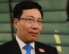 Phó Thủ tướng Phạm Bình Minh: Tuyên bố ASEAN với Trung Quốc thành công hơn mong đợi