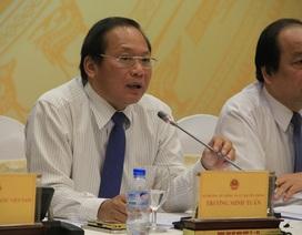 Bộ trưởng Trương Minh Tuấn: Không khiêu khích, trả đũa hacker nước ngoài