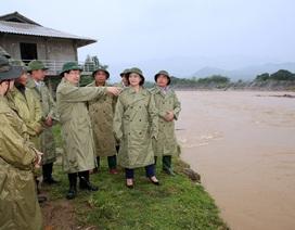 Phó Thủ tướng: Cần lập bản đồ chi tiết khu vực sạt lở đất, lũ quét