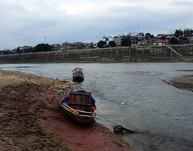 Ô nhiễm sông Hồng từ Trung Quốc ngày càng nghiêm trọng