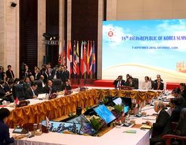 Thủ tướng nói về an ninh nguồn nước sông Mekong, căng thẳng Biển Đông