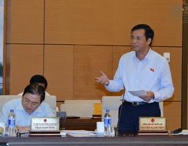 Yêu cầu Chính phủ báo cáo Quốc hội việc rút kinh nghiệm hậu Formosa