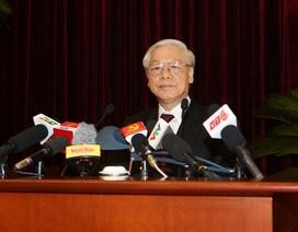 Toàn văn phát biểu bế mạc Hội nghị Trung ương 4 khóa XII