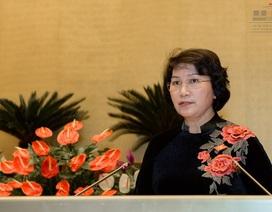 Quốc hội yêu cầu Thủ tướng, các Bộ trưởng thực hiện cam kết về trách nhiệm