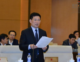 Đề xuất Tổng Kiểm toán nhận mức lương cao hơn Bộ trưởng