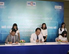Phát động chương trình đào tạo thương mại điện tử tại Việt Nam