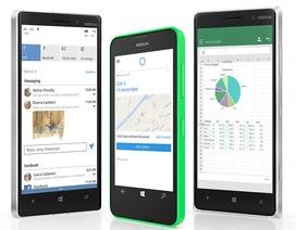 Dòng Lumia giá rẻ sắp nhận được bản cập nhật Windows 10
