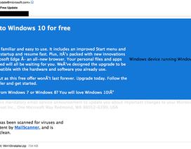 Mã độc đòi tiền chuộc xuất hiện trên nền tảng Windows 10
