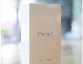 Không có chính sách 1 đổi 1 dành cho iPhone 5s refurbished