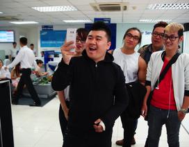 1.500 bức ảnh selfie nụ cười hài lòng