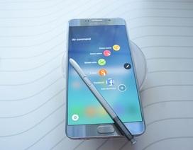 Lộ giá bán chính hãng của Galaxy Note 5 tại Việt Nam