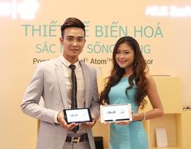 Tablet dùng RAM 4GB đầu tiên trên thế giới của Asus sắp bán tại Việt Nam
