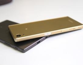 Cận cảnh Xperia Z5 tại Việt Nam, sẽ bán ra trong tháng 10
