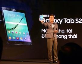 Galaxy Tab S2 chính thức trình làng, giá từ 11,9 triệu đồng