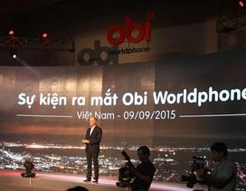 Bộ đôi sản phẩm đầu tay của Obi Worldphone ra mắt tại Việt Nam