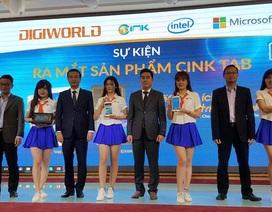 Tablet thương hiệu Việt chạy chip Intel SoFIA chính thức lên kệ thị trường