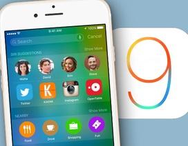 iOS 9 đã đến tay người dùng, watchOS 2 lỗi hẹn