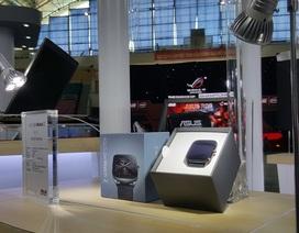 Cận cảnh đồng hồ thông minh ZenWatch 2 tại Việt Nam