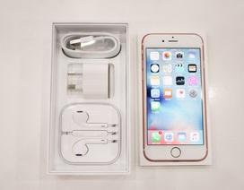 iPhone 6S và 6S Plus đầu tiên về TPHCM, giá từ 27 triệu đồng