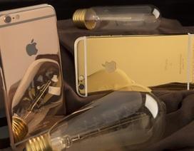 Cận cảnh iPhone 6S và 6S Plus vàng chanh và hồng được chế tác tại Việt Nam