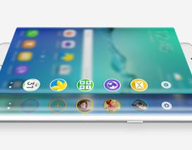 Những tính năng nổi bật trên màn hình cong Galaxy S6 Edge+