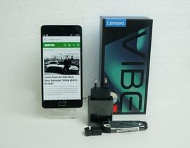 Đập hộp Lenovo Vibe P1 chính hãng tại Việt Nam