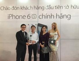 iPhone 6S chính thức đến tay người tiêu dùng Việt