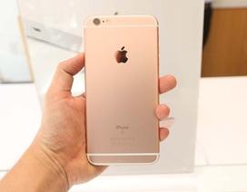 Đập hộp iPhone 6S plus màu hồng chính hãng tại Việt Nam