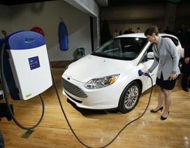 Ford đầu tư 4,5 tỷ USD làm xe chạy điện
