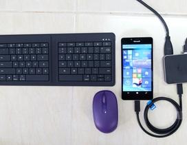 Cận cảnh Dock chuyển đổi Lumia 950 thành một chiếc PC