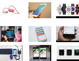 10 thiết bị công nghệ cá nhân đáng chú ý năm 2015 tại Việt Nam