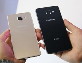 Samsung trình làng Galaxy A5 và A7 2016 tại Việt Nam
