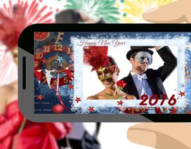 Những ứng dụng hay cho dịp Tết dương lịch trên smartphone